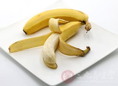 吃香蕉的好处 8种好处让你健康一生