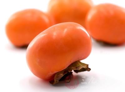 柿子的营养价值也是非常的高的
