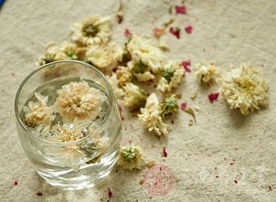 喝菊花茶有什么好处 孕妇能喝菊花茶吗