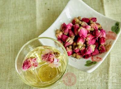 玫瑰花茶的功效 玫瑰花茶有这些禁忌