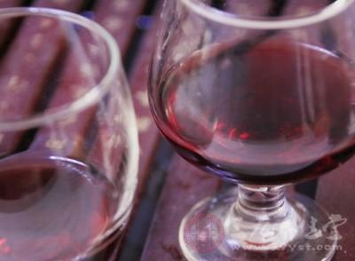 红酒杀菌作用
