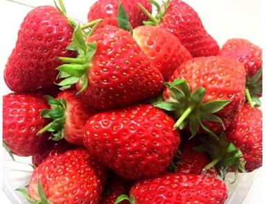 草莓的营养价值 可以吃畸形草莓吗