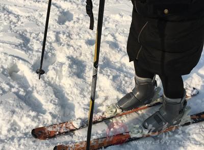 滑雪的好处 滑雪好处多多