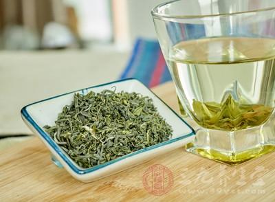 绿茶富含独特的游离氨基酸L-茶氨酸