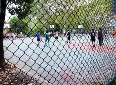 打篮球的好处 这样打篮球更容易