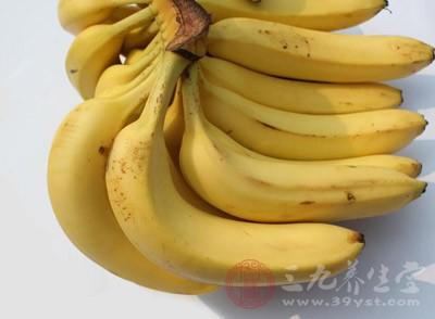 香蕉营养价值颇高