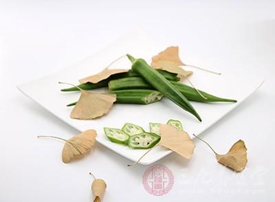 秋葵含有铁、钙及糖类等多种营养成分,有预防贫血的效果