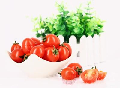 西红柿对许多健康问题都有好处包括肝脏