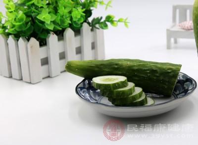 吃黄瓜有什么好处 黄瓜竟有这些功效