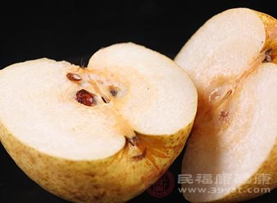 梨可吃并可治病,其它梨即使可以吃但却不能治病
