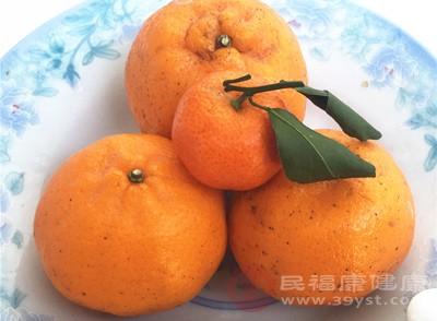 冬天为何要多吃柑橘类水果