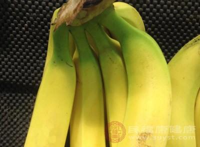 饭前吃香蕉可以减肥