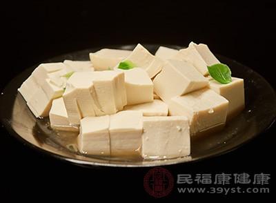 豆腐富含蛋白质,海带含碘量高