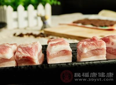 猪肉的功效 常吃这种肉可以润燥
