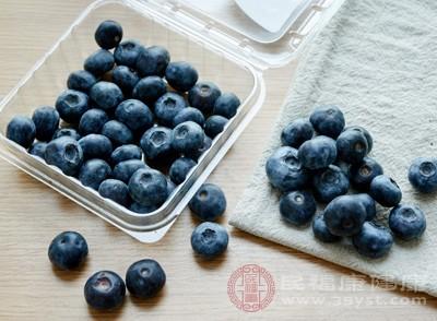 蓝莓的禁忌 吃这种水果一定要适可而止