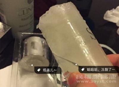 既然护肤品在低温下容易结冰,那么耐高温吗