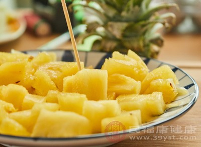 菠蘿腹部減肥