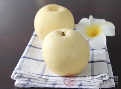 肺炎吃什么 多吃梨子有效缓解这种病