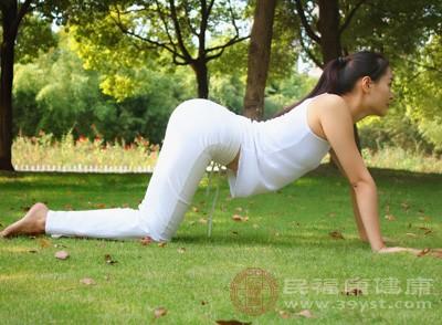 双手扶地,一腿单跪在床上,另外一腿向后高高抬起并且保持伸直姿式,尽可能保持,一样保持到大年夜腿肌肉有明显酸痛感才能换另外一条腿锤炼