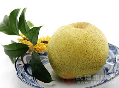 梨中含有蛋白质,脂肪,糖,粗纤维,钙、磷