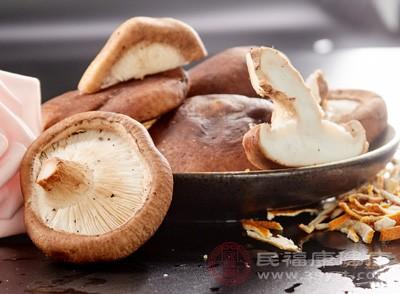 提味作用主要就是靠香菇