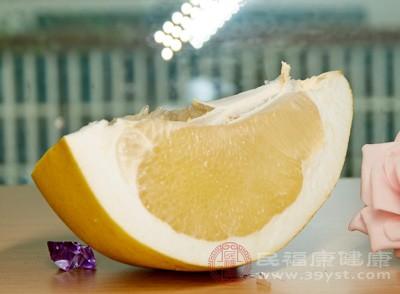 吃柚子感染bp5病毒