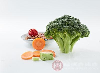 西兰花富含抗氧化维生素C及胡萝卜素,专家证明是最好的抗衰老和抗癌食物,能增强皮肤抗操作能力,有助于保持皮肤弹性