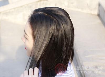 尽心容隐头发可抗御脱发