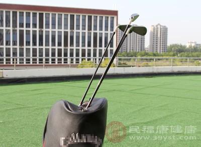 高爾夫技巧 打高爾夫得注意這些事項