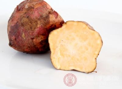 紅薯的禁忌 這種食物以后別再生吃了