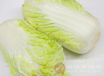 吃大白菜好处 厨房常见的它竟是排毒高手