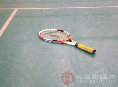打网球的好处 打网球得选择这种场地