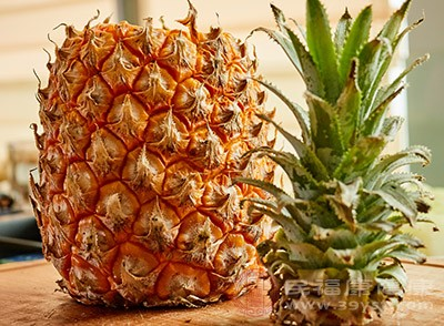 芒果和菠萝不能同食