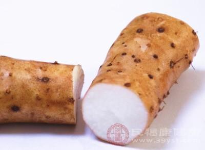 降火粥:山药糯米粥
