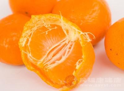 橘子皮的作用 居然还有这些妙用