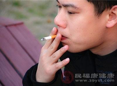 吸烟会影响肺部功能