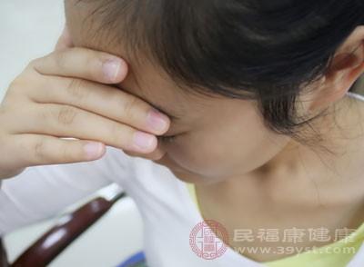 睡眠不足的时候容易出现大脑供血不足的情况