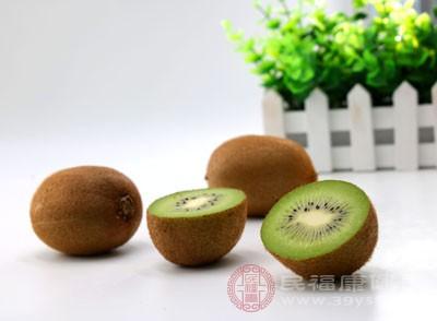 猕猴桃中的维生素C是公认的含量多