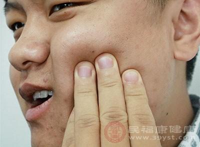 牙痛的原因