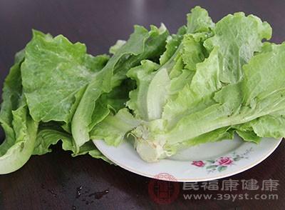生菜的好处 多吃这种菜能够帮你减肥