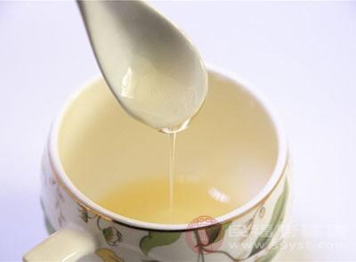 蜂蜜具有美容的功效