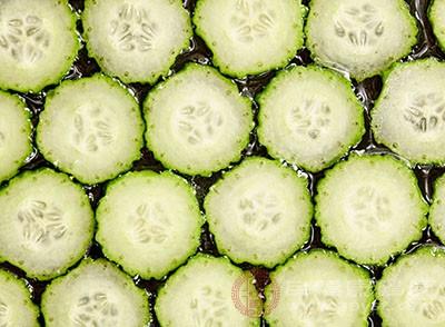 黄瓜减肥法 教你制作黄瓜面膜