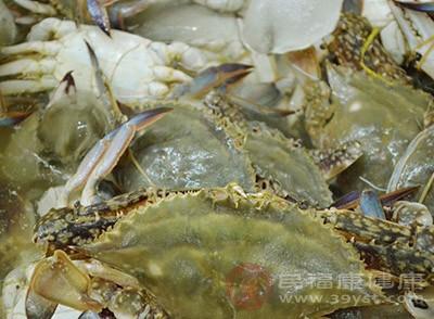 螃蟹的好处 常吃这种水产帮你抗衰老