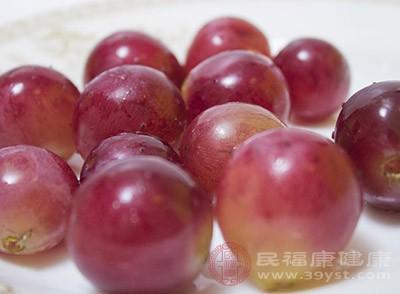 葡萄的作用与功效 葡萄有这些营养价值