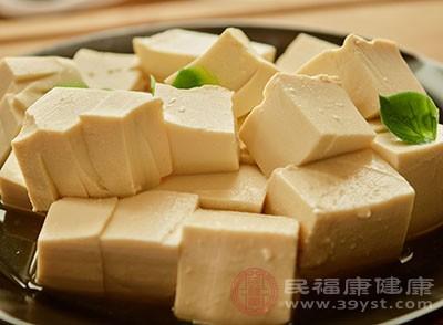 豆腐的好处 常吃这一物让你的血压降下来