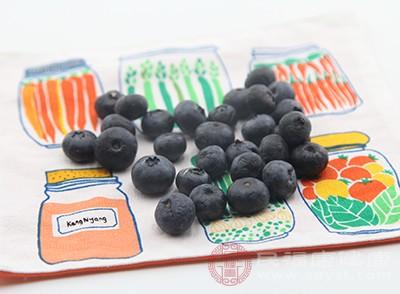 吃藍莓的禁忌