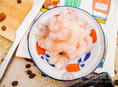 虾的功效 这些食物千万不要和虾同吃