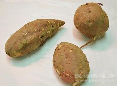 红薯的功效与作用 红薯这样做好吃