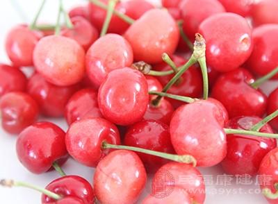 樱桃的功效与作用 车厘子和樱桃的区别