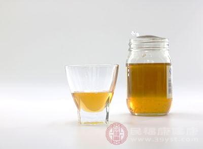 蜂蜜中含有一种特殊的成分
